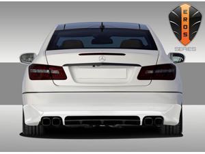 Duraflex FRP  Mercedes E Class C207 2DR Eros Version 1 Rear Lip Under Spoiler Air Dam - 1 Piece > 2010-2013