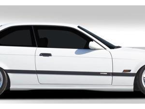 Duraflex FRP  BMW 3 Series M3 E36  Type H Side Skirts Rocker Panels - 2 Piece > 1992-1998