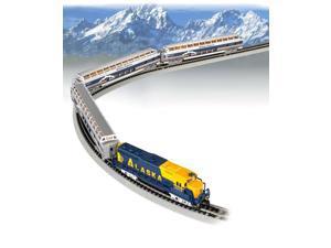 Bachmann N Scale Train Set Analog McKinley Explorer 24023