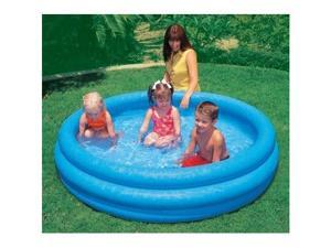 """Crystal 3 Ring Blue Pool, 66"""" x 16"""" 58446EP 127 Gallons By Intex"""