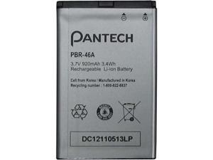 NEW OEM PANTECH PBR-46A PBR46A BATTERY FOR BREEZE II 2 P2000, BREEZE III 3 P2030, MATRIX C740