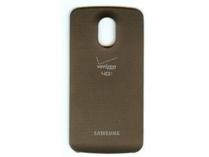 NEW OEM SAMSUNG GALAXY NEXUS I515 SCH-I515 4G LTE VERIZON BACK DOOR BATTERY COVER