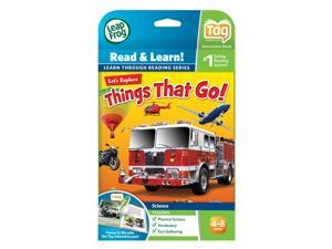 LeapFrog Things That Go! Interactive Book