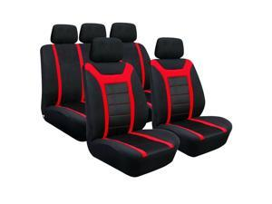 FH Group Sports Seat Covers Airbag Compatible