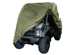 "Premium UTV Cover 125"" x 55"" x 71"" Olive Color"