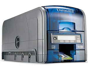 SD360 DUPLEX PTR,ISO MAG STRIP 100 CD HOPPER,ETH/USB,D3 BOARD