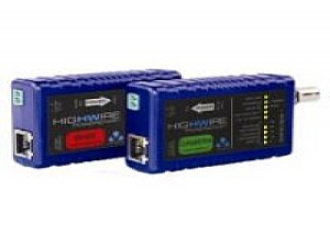 HIGHWIRE POWERSTAR ETHERNET & POE OVER COAX BASE UNIT