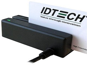 INTERNATIONAL TECHNOLOGIES IDMB-334133BX Point-of-sale card reader