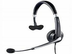 Jabra UC VOICE 550 MS Duo Lync Optimized Corded Headset for Softphone