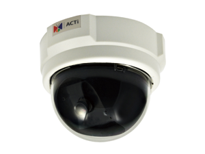 ACTi D51 RJ45 1MP Indoor Dome with Fixed Lens