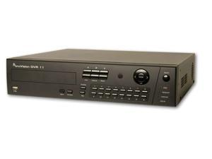 TRUVISION DVR 11 COMPACT H.264, 4 CH 500 GB