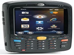 Motorola Mc55A0-P90Swqqa9Wr Mc55A0 802.11Abg Bt 1D/Cam 256 Mb/1Gb Qwerty Wm6.5 1.5X Batt