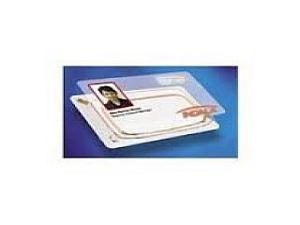 Utc Fire & Security 700183001 Iso Proxlite Card, No Mag White Gloss Both Side,No Slot