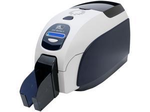Zxp3 Card Printer,Usb,Us Cord, 10/100 Ethernet, Media Kit