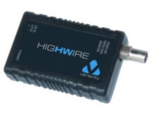 Veracity Vhw-Hw Highwire Ethernet Over Coax Device