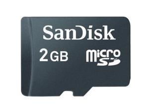 SanDisk SDSDQ002GA11M Microsd 2Gb Memory Card