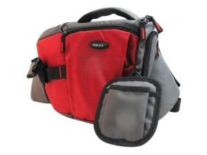 DOLICA SB-015RD Red Professional DSLR/ Mirrorless ILC Sling Bag