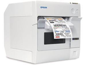 Epson America C31Ca26031 C3400 Securcolor,Ethernet,Ecw, Inkjet, With Power Supply
