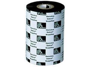 Zebra 05319Bk04045 Wax Ribbon 1.57- X 1476' 6 Rol Ls Per Inner Case