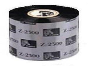 Zebra 800132-002 5319 Wax Ribbon 2.25- X 244' F Or Tlp 2824  12/Case