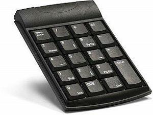 Unitech K19U 19 Key Black,Usb,Keypad