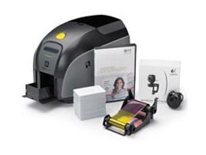 Zebra Z31-0000B200Us00 Quikcard Bundle,1/S Zxp3,Usb, Sw,Webcam,&Media Starter Kit