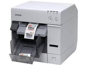 Epson C31CD54A9991 ColorWork C3500 Inkjet Label Printer