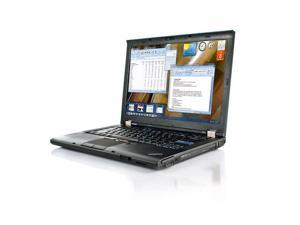 "Lenovo T410 - 14.1"" Intel Core i7 620M (2.66 GHz) 4GB Memory, 320GB Hard Drive Windows 7 Professional w/ Webcam"