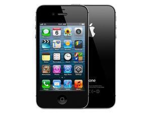 Apple iPhone 4S A1387 64GB AT&T Black Grade A No Contract
