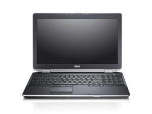 Dell E6530 - 15.6 Intel Core i7 3720QM (2.60 GHz) (Ivy Bridge), 4 GB Memory, 320 GB HDD, Windows 8.1 w/ Webcam