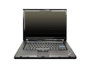 Lenovo T500 - 15.4 Intel Core 2 Duo P8400 (2.26 GHz), 4 GB Memory, 160 GB HDD, Windows 7 Home w/ Webcam