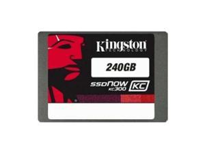"Kingston SKC300S37A/240G - 2.5"" 240GB SATA 6.0Gb/s Solid State Drive (SSD)"