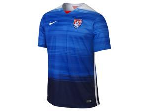 Men's 2015 USA Away Soccer Jersey (US Size Large)
