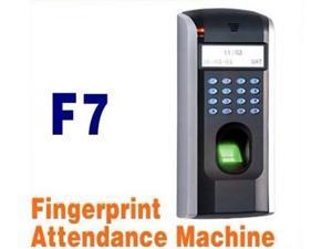 F7 Fingerprint Time Attendance & Door Access Device