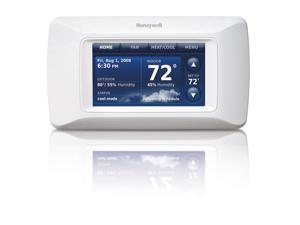 Honeywell THX9421R5013 Prestige IAQ Touchscreen 7-Day Programmable Thermostat