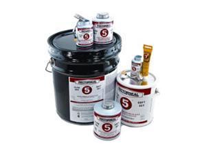 RectorSeal 25431 No. 5 Yellow Multi-Purpose Premium Pipe Thread Sealant, 1 Pint Brush Top Can