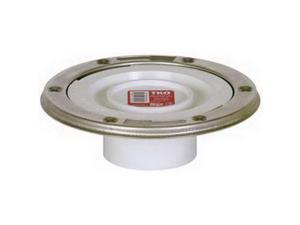 Sioux Chief 888-PTMPK TKO PVC Push Tite Knockout Closet Flange, 3""