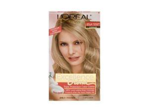 Excellence Creme Pro - Keratine # 8.5A Champagne Blonde - Cooler - 1 Application Hair Color