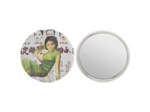 Tokyo Milk Little Art Flat Pocket Mirrors - Geisha Girl