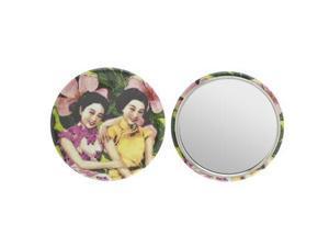 Tokyo Milk Little Art Flat Pocket Mirrors - Geisha Girls
