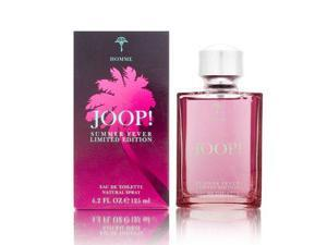 Joop Homme Summer Fever 4.2 oz EDT Spray Limited Edition