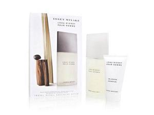 L'eau d'Issey Pour Homme by Issey Miyake - 2 Piece Set