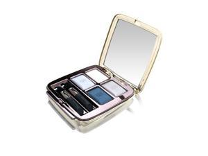 Guerlain Ombre Eclat 4 Shades Eyeshadow 490 Turquoise Cendre