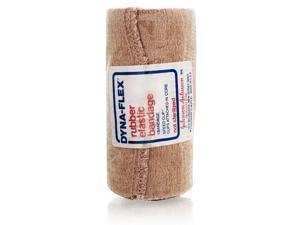 Johnson Johnson Dyna-Flex Rubber Elastic Bandage 4 in x 5 yds