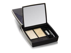 Christian Dior 3 Couleurs Glow Luminous Graphic Eye Palette 551 Ivory Glow
