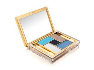 Estee Lauder Pure Color Five Color EyeShadow Palette 11 Sea and Sky