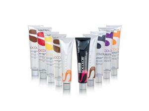 Matrix Socolor Blended Collection Permanent Cream Hair Color 5AV Medium Brown Ash Violet