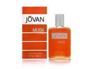 Jovan Musk by Coty 8.0 oz A/S EDC Pour