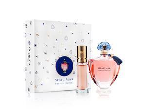 Shalimar Parfum Initial by Guerlain 3 Piece Set