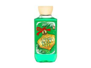 Bath Body Works Vanilla Bean Noel 10.0 oz Shower Gel